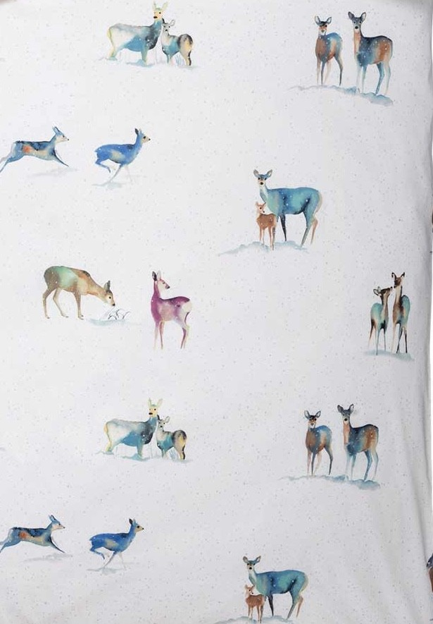 ПРОСТЫНЬ ITs SNOWING MY DEER
